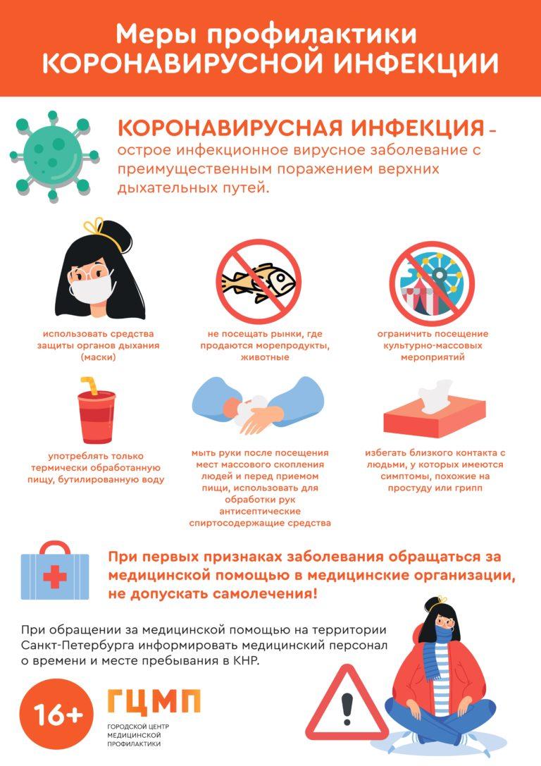 Плакат коронавирус 2