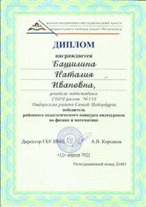 Башилина